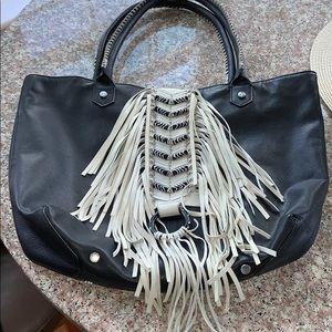 Authentic Sam Edelman Soft Leather Tote handbag